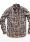 Men's L/S Hayden 2.0 Shirt Cargo Khaki Glenpld by The North Face
