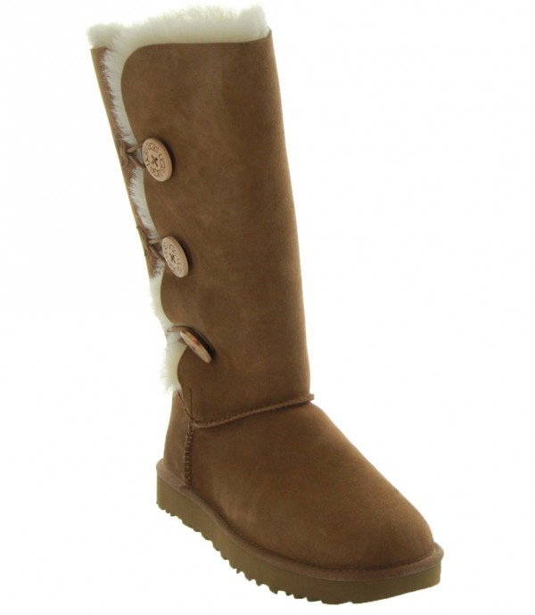 0c976688fc9 Bailey Button Triplet II in Chestnut by UGG