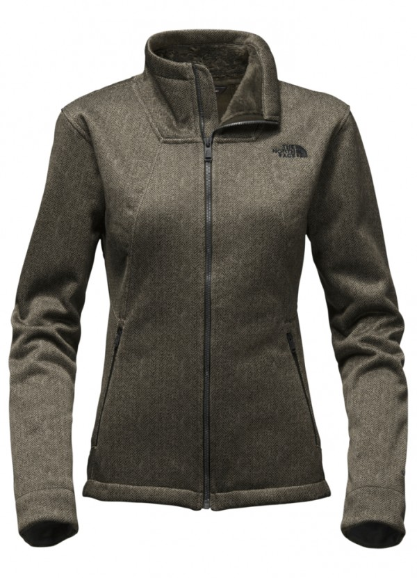 Women S Apex Chromium Jacket In New Taupe Green