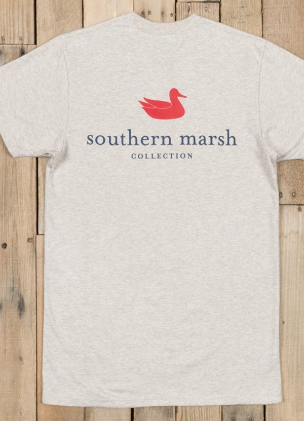 Authentic in Washed Oatmeal by Southern Marsh
