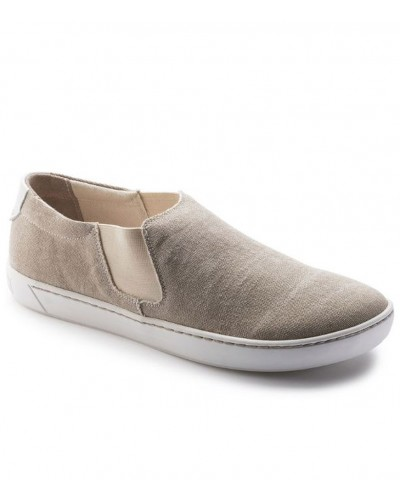 Barrie in Sand Canvas Regular Width by Birkenstock