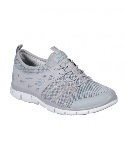Gratis-What A Sight in Grey by Skechers