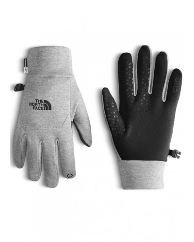 Etip Glove in TNF Medium Grey Heather by The North Face