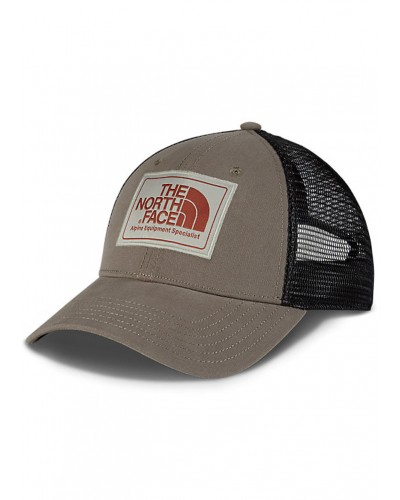 Mudder Trucker Hat in Falcon Brown/Granite Bluff Tan/Brandy Brown by The North Face