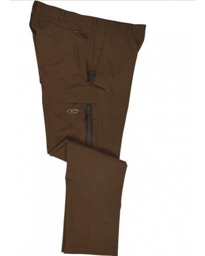 Tech Stretch Pant in Chocolate by Drake