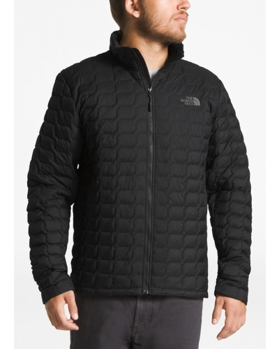 Men's Thermoball Jacket in TNF Black Matte by The North Face