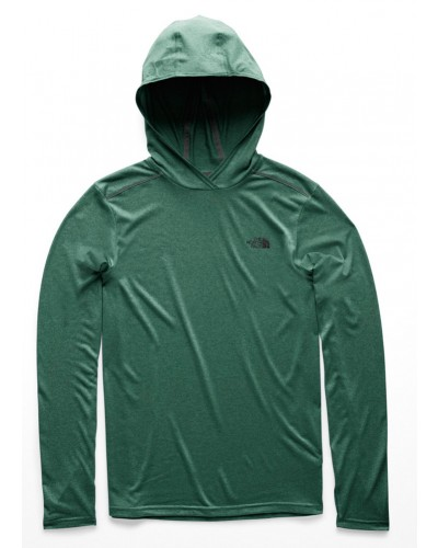 Men's 24/7 Hoodie In Botanical Garden Heather by The North Face