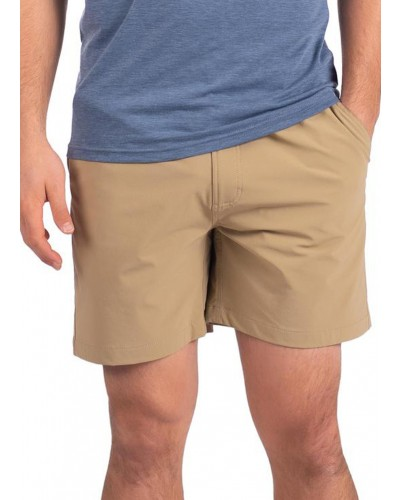 Nomad Short 2.0 in Red Oak by Southern Shirt