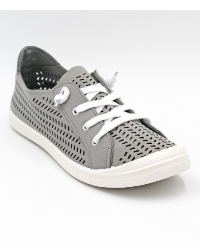 Marae in Light Grey by Not Rated