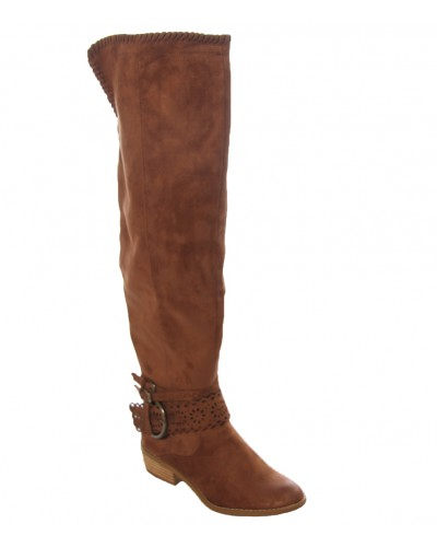 Beval Boot in Tan by Not Rated