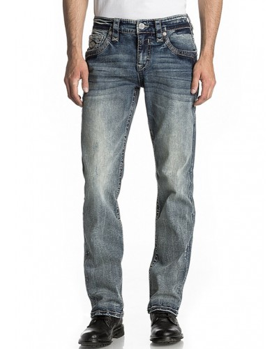 Straight Jean in Ramiro by Rock Revival