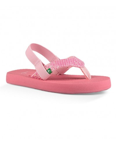 Yoga Glitter in Paradise Pink by Sanuk