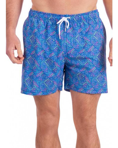 Slater Swim Trunk in Slater by Southern Shirt