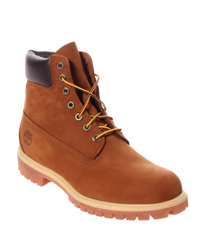 Icon 6'' Prem Boot Rust Nubuck by Timberland