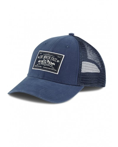 Mudder Trucker Hat in Shady Blue by The North Face