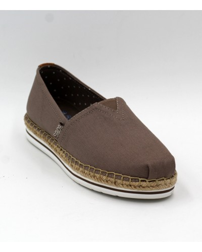 Bobs Breeze in Taupe by Skechers
