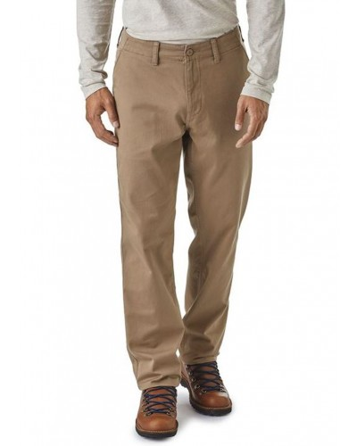 Men's Four Canyon's Twill Pants in Mojave Khaki by Patagonia