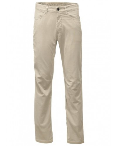 Men's Motion Pant Regular Fit in Granite Buff Tan by The North Face