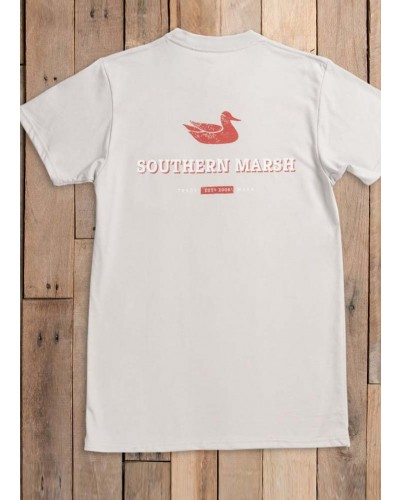 Trademark Duck in Ash Grey by Southern Marsh