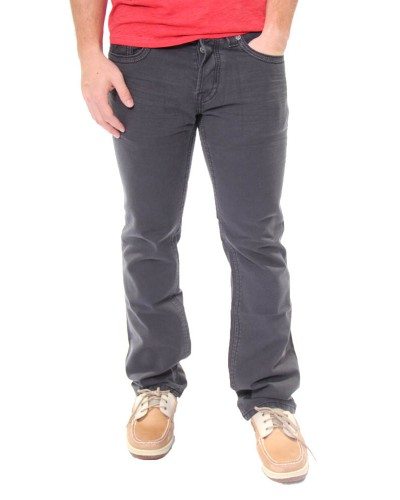 Men's Giat Straight Jean in Grey by MEK Denim
