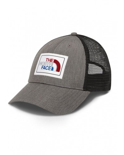 Americana Trucker Hat in TNF Dark Heather Grey by The North Face