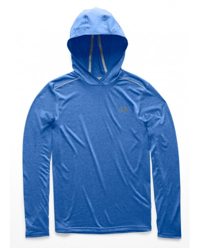 Men's 24/7 Hoodie in Turkish Sea Heather by The North Face