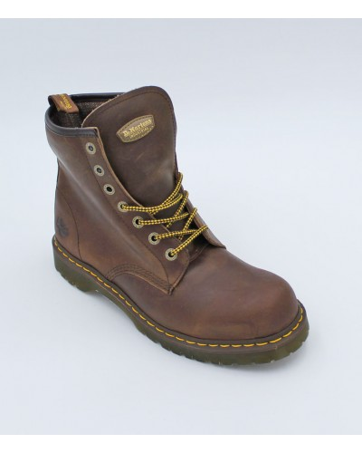 Aztec Boots in Brun Clair by Doc Martens