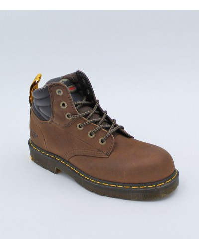 Hynine St in Brown by Doc Martens