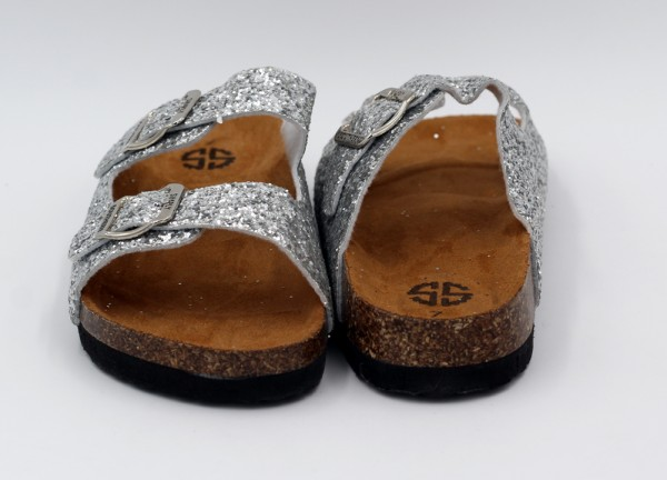 2aec05bf5 Silver Sandal by Simply Southern